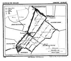 Gemeente Zoetermeer Historische Kaarten