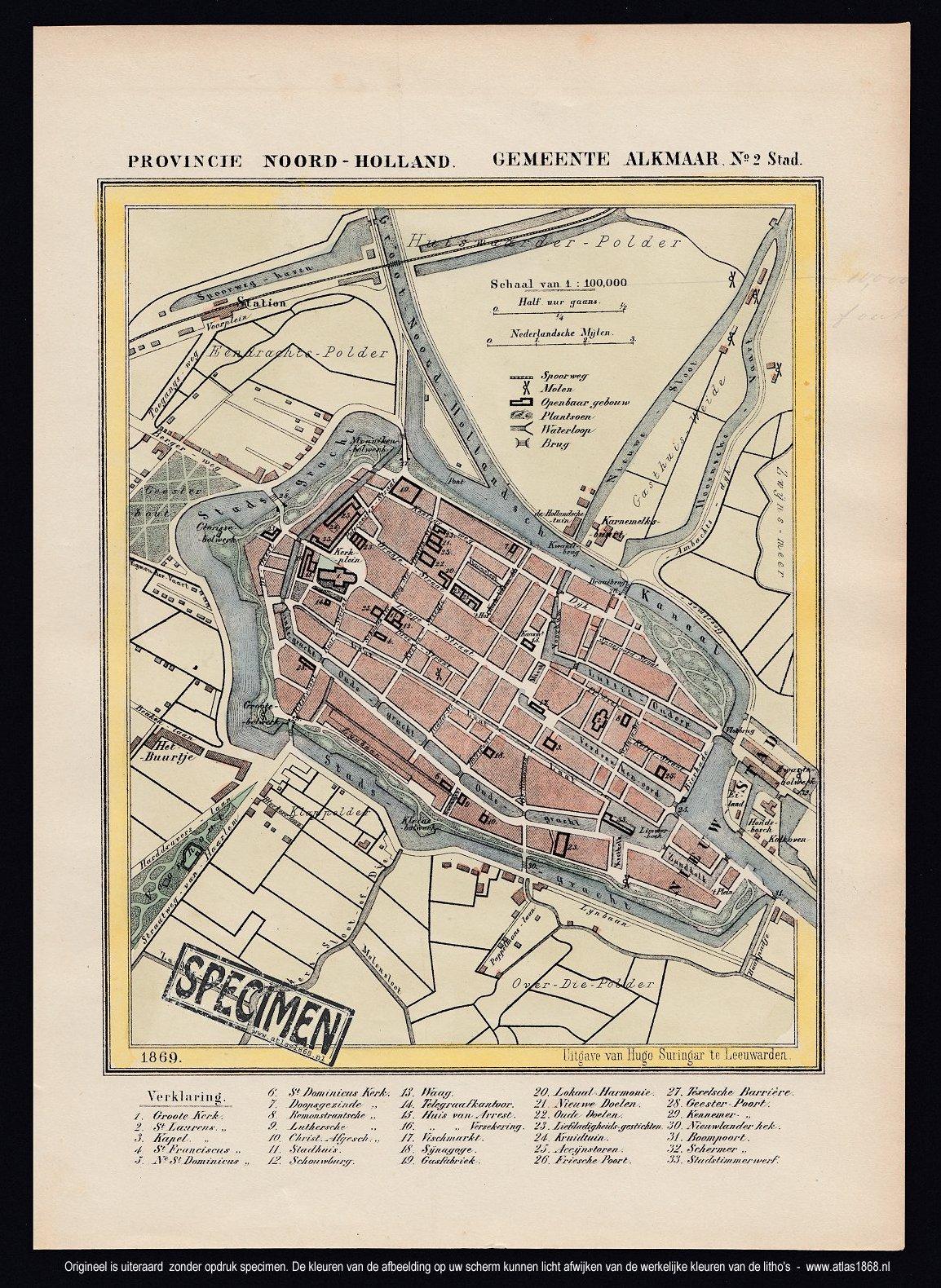 Alkmaar stad